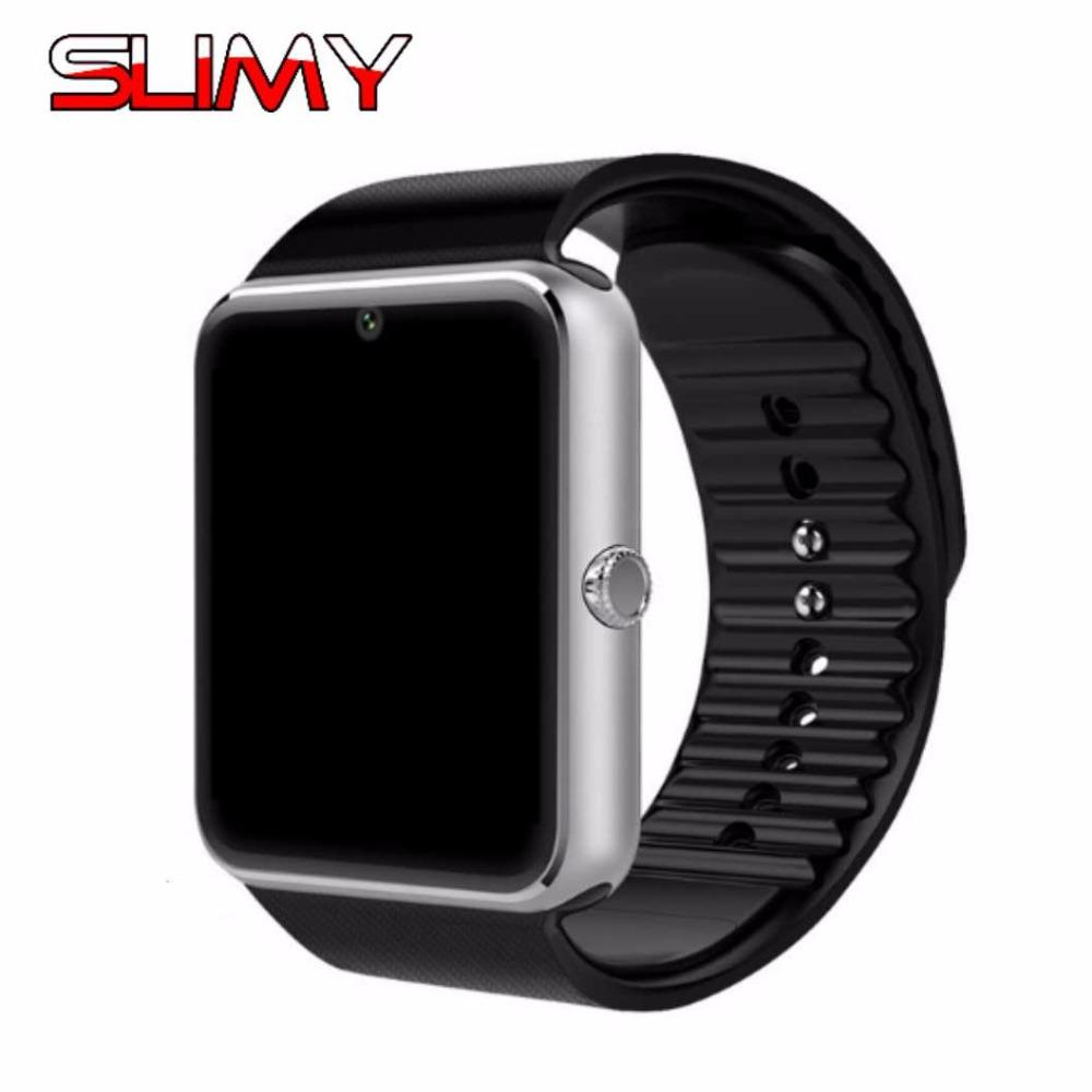 2019 New Style A1 Bluetooth Smart Watch Hd Screen Support Sim Card Wearable Devices Smartwatch For Apple Android Pk Dz09 Gt08 Watch Watches Digital Watches
