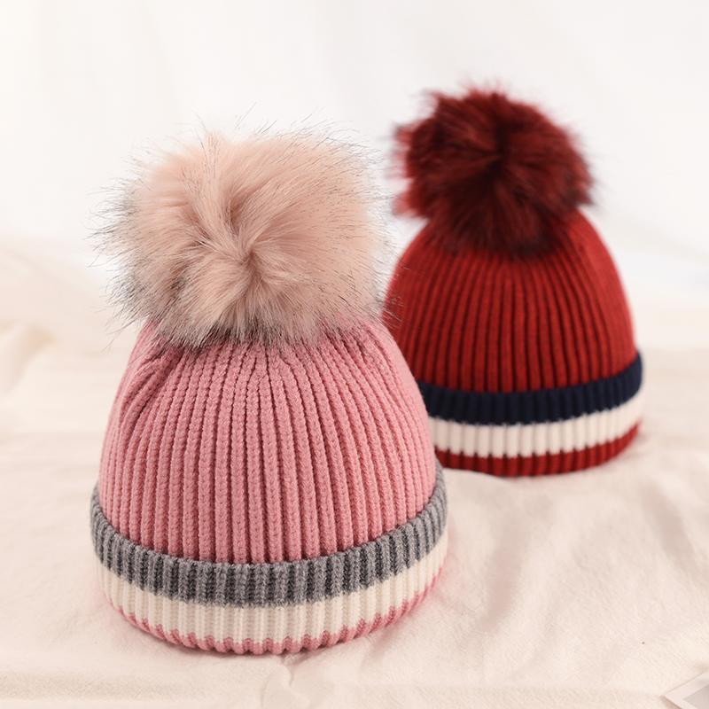 Compre Sombrero De Punto De Otoño Invierno 21be4c0e9ce