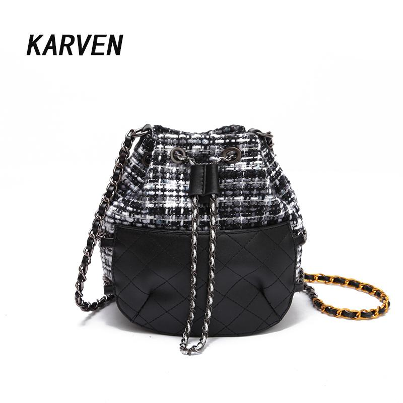 f94f7cc786dc Girls Cute Korean Bags Bucket Leather Shoulder Sling Bags For Women  Drawstring Handbags Ladies Small Crossbody Bucket Hobo Handbags Luxury  Handbags From ...