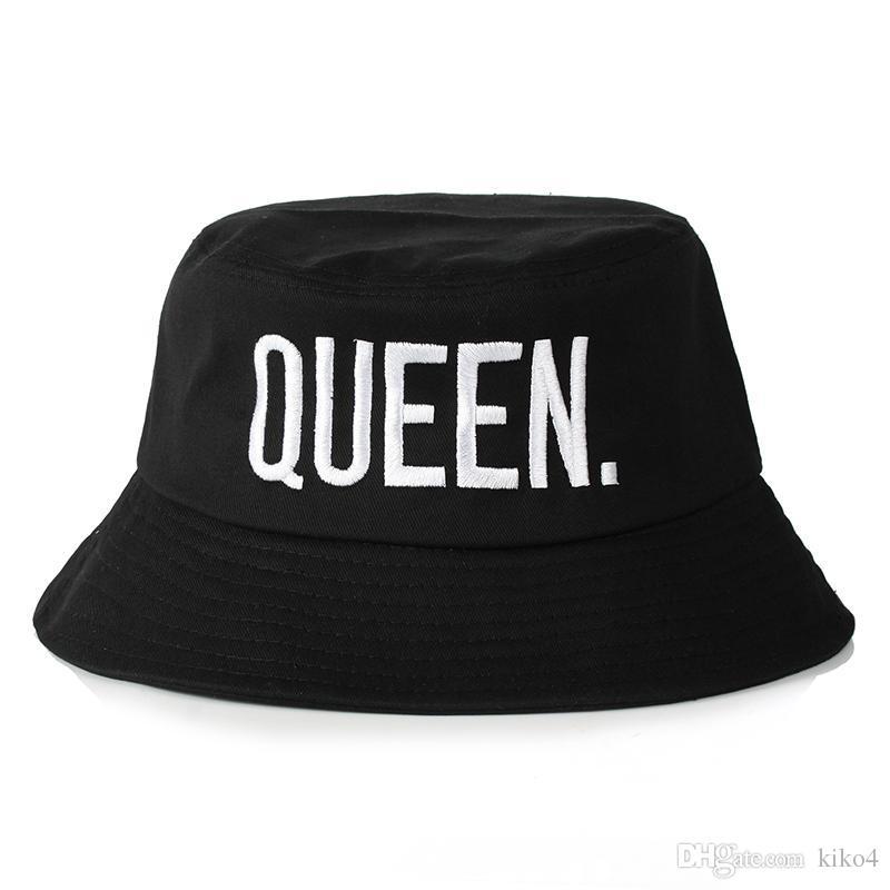 9804b8202c387a Fashion! 2018 Bucket Cap Foldable Fishing Caps King Bucket Hat Good ...