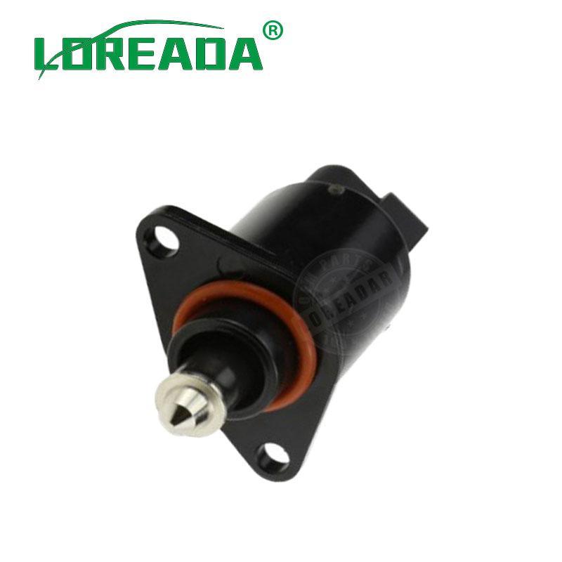 LOREADA Idle air Control Valve Stepper Motor For PEUGEOT 206 SW 1 1 i 60cv  19209V A97110 1920 9V 230016079227 IAC Vavle