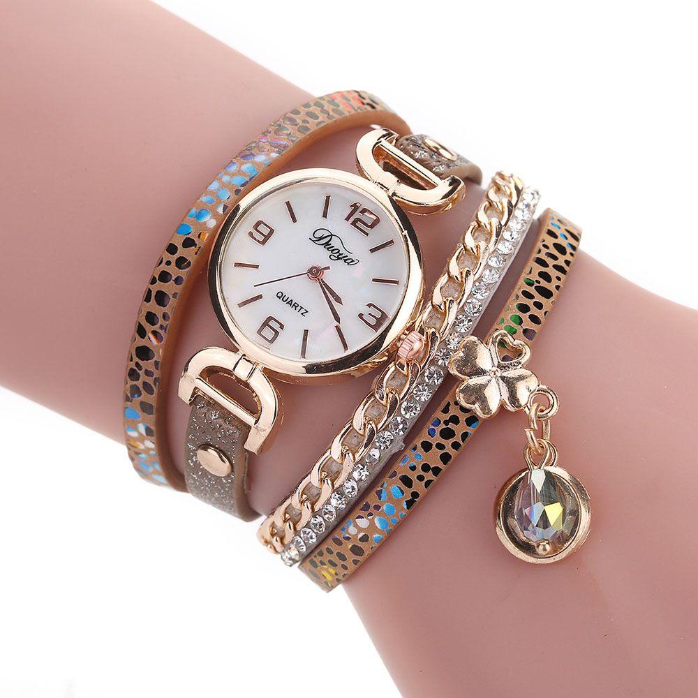 Großhandel überraschungs Preis Uhren Damen Marke Armband Quarz Damen