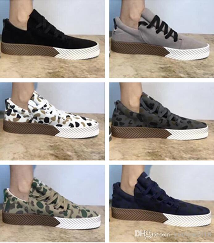 40874711157f ... sale hot 2018 new adidas knit mens fashion casual skate shoes retro  sports running shoes top