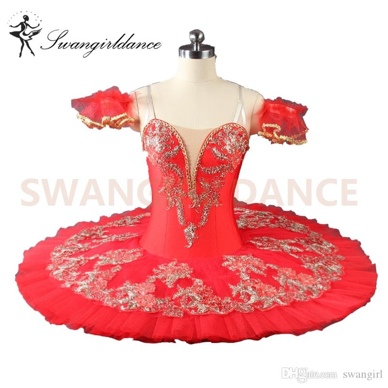 2018 Professional Ballet Tutu Costume Red Flower Fairy Romance La Esmeralda Girls Kids Ballerina Sugar Plum Fairy Tutubt9046a From Swangirl ...  sc 1 st  DHgate.com : plum fairy costume  - Germanpascual.Com