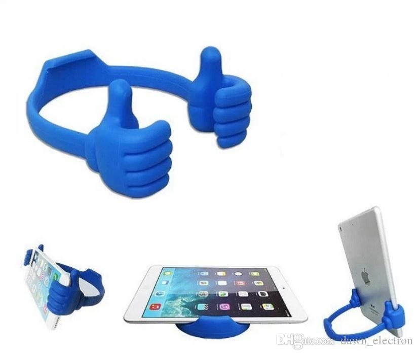 Esta montagem de telefone ajuda mãos bonito mantém seu dispositivo para que você possa assistir a vídeos. Use-o para sustentar seu telefone em uma mesa ou escrivaninha.
