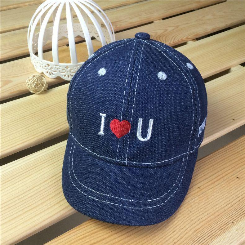 Baby Sun Hat Male 1 5 Years Old Summer Boy Cap Children S Baseball Cap Tide  Girl Cowboy Hat Child Cap Flexfit Hats For Men From Menceng1986 08b3d203d6b