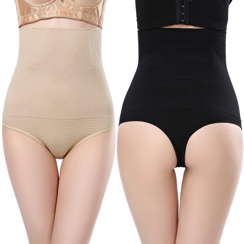 3f5a076247735 Women High Waist Butt Lifter Body Shaper Sexy Thong Underwear Waist Trainer  And Tummy Hip Control Panties Bum Lifter Shapewear Waist Trainer Control  Panties ...