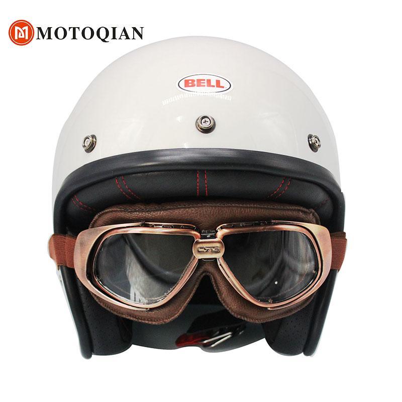 Acheter Moto Lunettes Vue Vintage Pour Harley Style Moto Casque