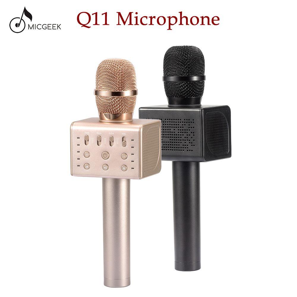 Original Fil Q11 Voie Micgeek 1 Microphone Karaoké Sans Acheter 2 3c5LAj4Rq