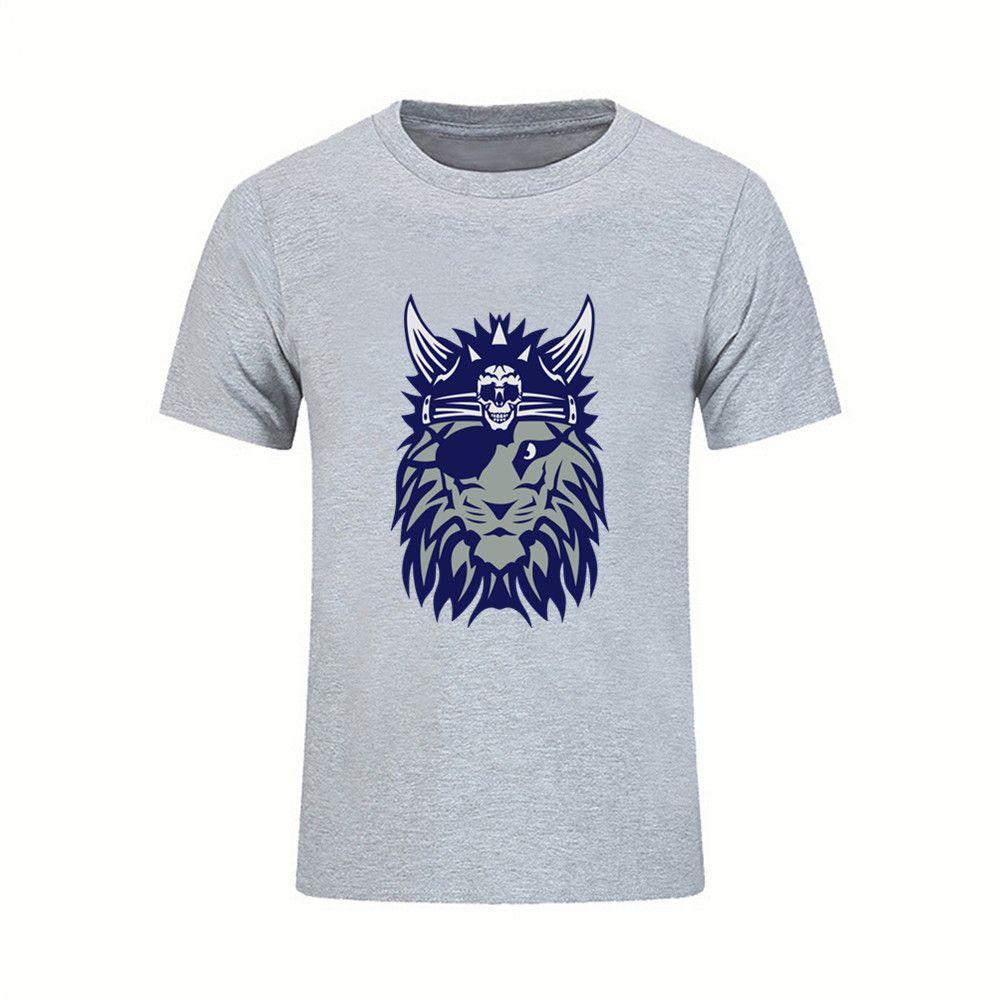 22b8181dd Hip Hop T Shirt Reggae Viking Helmet Eyed Lion Skull Costume Adult Rasta  Lion Tops Tees Novelty Camisetas Naruto World Of Tanks Latest Designer T  Shirts ...