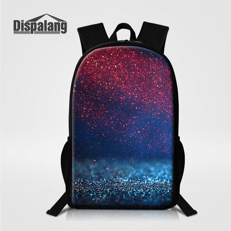 Newly Design Children School Bags For High Class 3D Likelife Nebula Printing  Bookbags Galaxy Stars Men Shoulder Bag Rucksack Knapsack Rugzak Laptop ... 4d25035d7e991