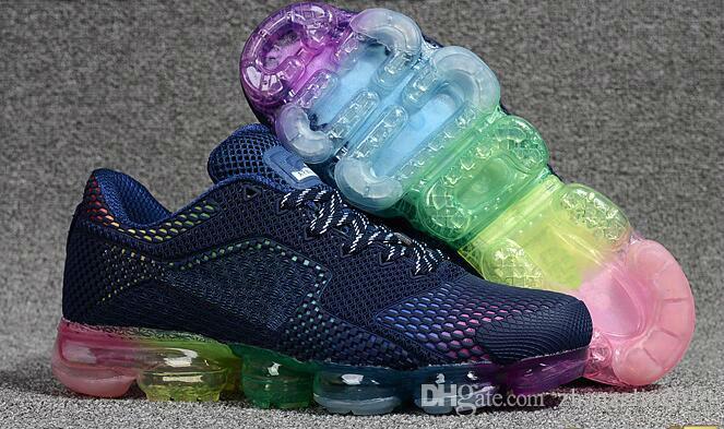 e4496514dcf3e ... New style Mens VaporMax 2018 KPU 207 Sneakers Casual Walking Shoes Man  Zapatillas Size 40-. Nowadays