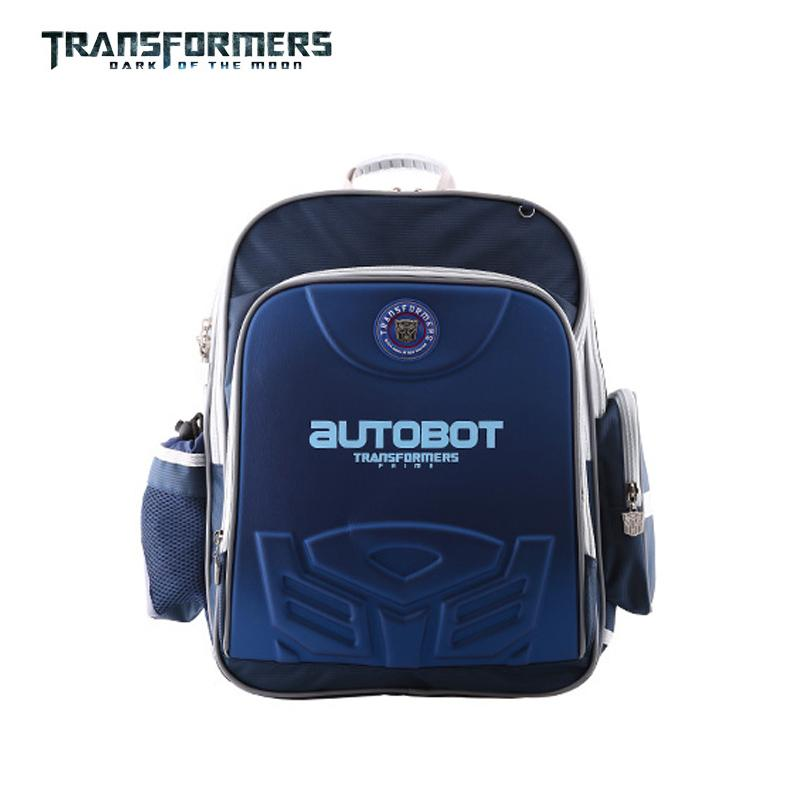 a4b6363186 Transformers Children  Kid Cartoon Orthopedic Elementary School Bag Books  Shoulder Backpack Portfolio For Boys Grade 1 3 Student Mens Shoulder Bags  Womens ...