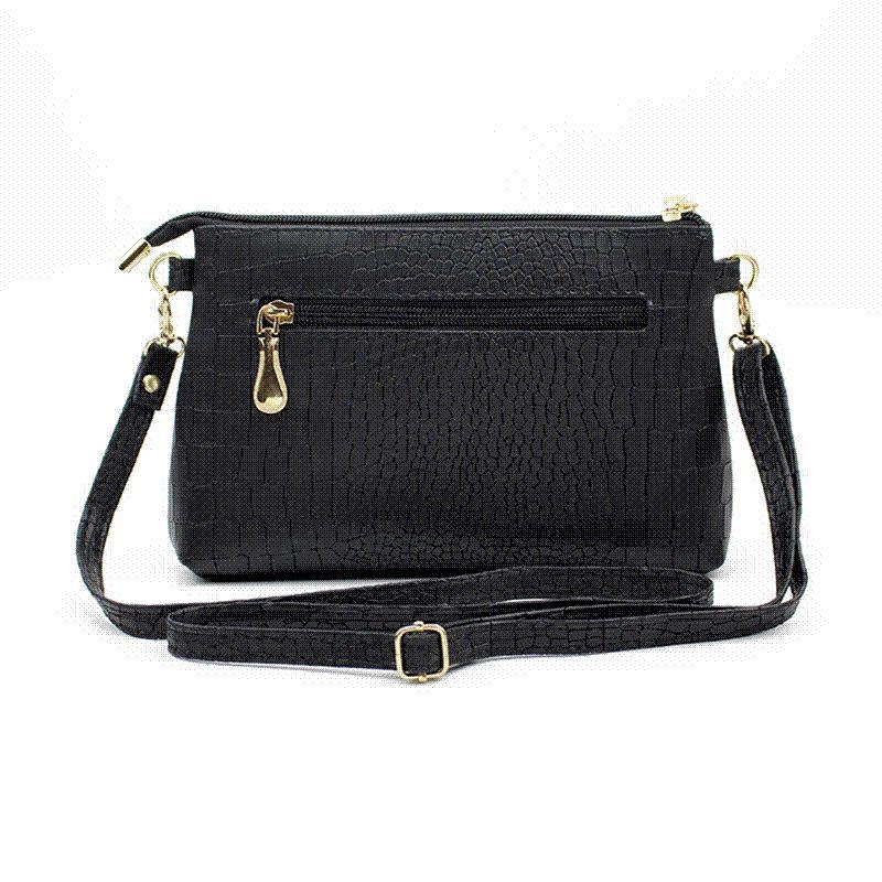 Women Famous Brand Fashion Tassel Small Handbags Hot Sale Crocodile Women  Leather Messenger Bags Shoulder Mini Bag Crossbody Bag Cheap Designer Bags  ... 23fbb2d46c40e