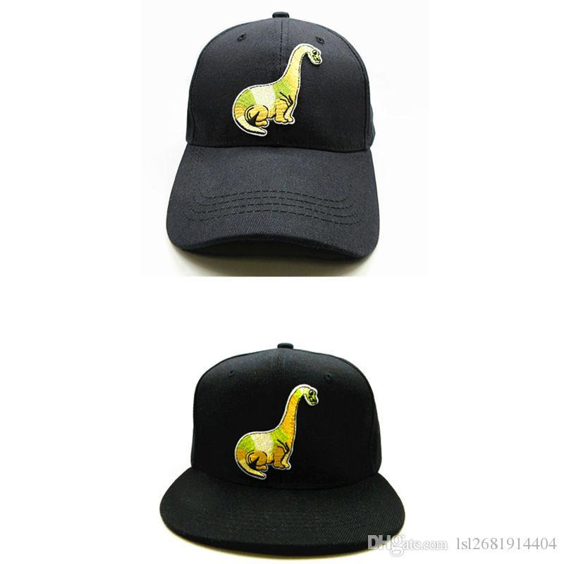 e577e3ff2fd LDSLYJR 2018 Long Necked Dragon Embroidery Cotton Baseball Cap Hip Hop Cap  Adjustable Snapback Hats For Kids And Adult Size 93 Trucker Cap Snapback  Caps ...