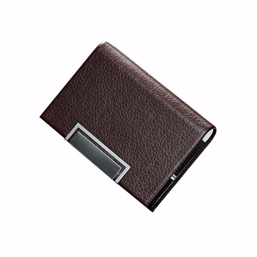Xiniu unisex business card holder solid color men women credit card xiniu unisex business card holder solid color men women credit card package case credit holder 0 ladies purse crossbody purses from biuhouse reheart Image collections