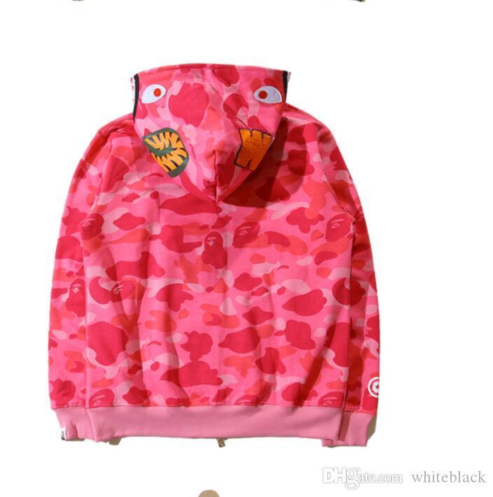 Осень Камуфляж Lover пуловер Письмо печать Мужчины Женщина Толстовка весна осень SweaterMale толстовка Спортивный костюм