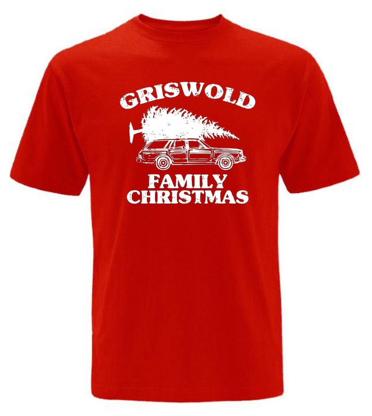 26d6c8ca321 Griswold Family Christmas T Shirt Christmas Vacation All Sizes Jurney Print T  Shirt Cool Xxxtentacion Tshirt Awesome Shirt Designs Funny Slogan T Shirts  ...