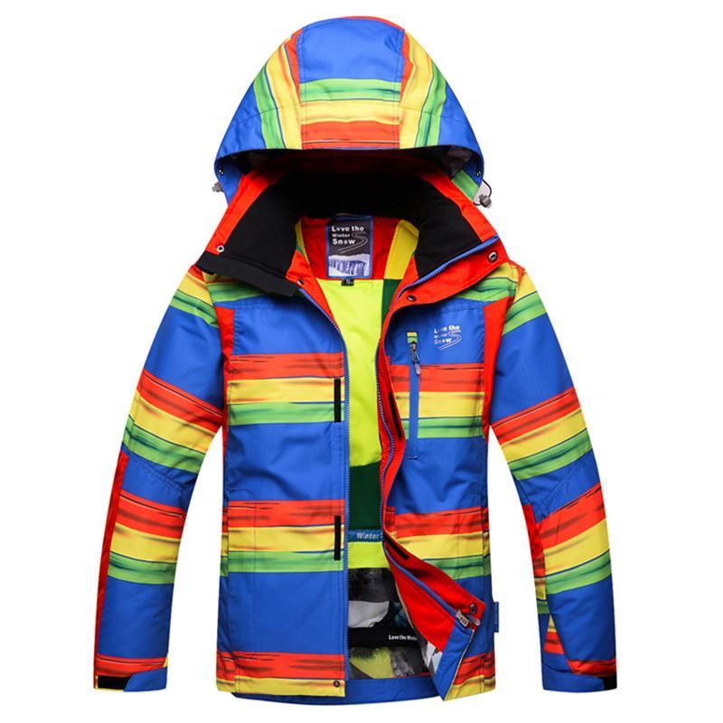 235e1f04c55ebd Großhandel 30 Marke Neue Winter Ski Jacken Herren Outdoor Anzug Thermische  Wasserdichte Snowboard Jacke Klettern Alpine Ski Kleidung Von Lianqiao