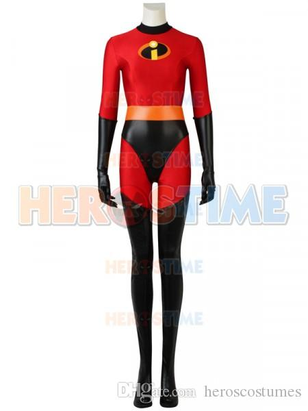 the incredibles elastigirl spandex woman catsuit superhero costume halloween costumes for woman fairy costume teen halloween costumes from heroscostumes
