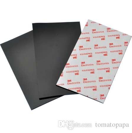 Super Großhandel 10cm * 16cm Anti Rutsch Silikon Gummi Kunststoff Pads LG32