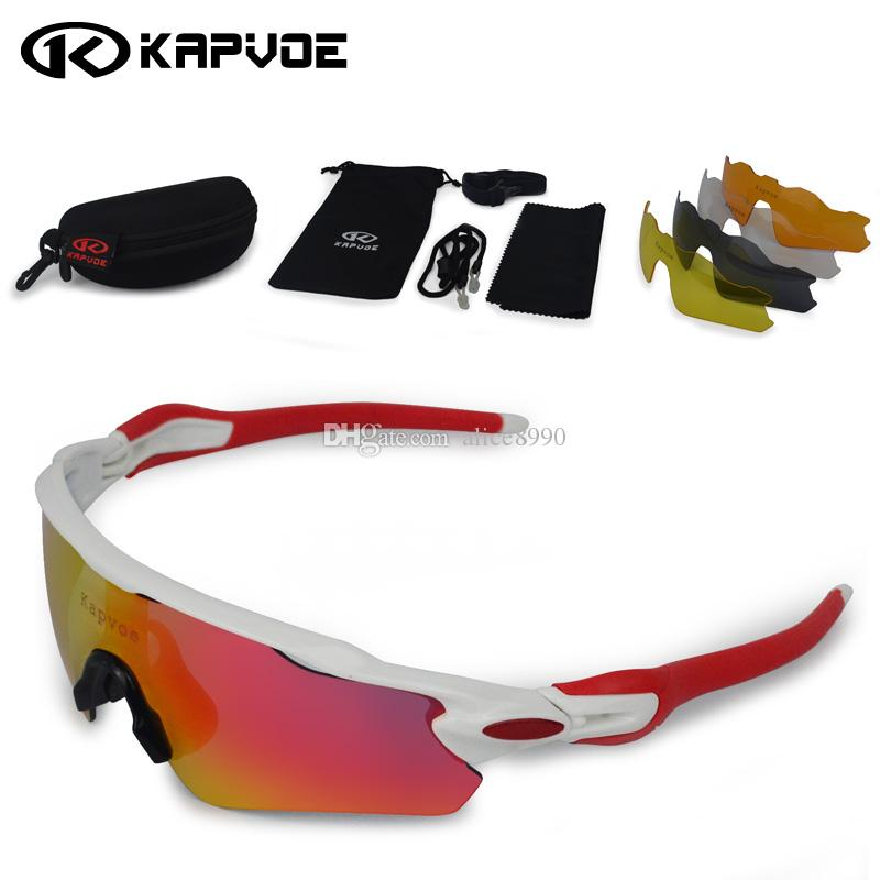 59de9463ca Best Selling Brand Polarized Cycling Sunglasses Racing Sport Cycling  Glasses Mountain Bike Goggles Interchangeable Replacement Lens C  Prescription ...