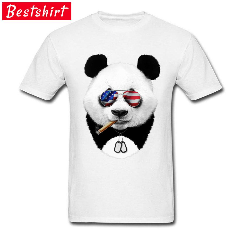 Wholesale Custom Shirts American Earl Panda Cool T Shirt New 3d