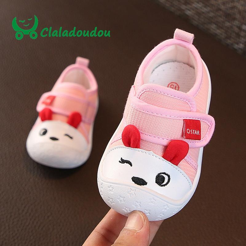 e6814f857156d 0 2 Years Old Brand Baby Girl Shoes Walkers Cute Cartoon Fashion Baby Shoes  Red Function Soft Sole Infant Party Dress Shoe Track Spikes Kids Girls  Running ...