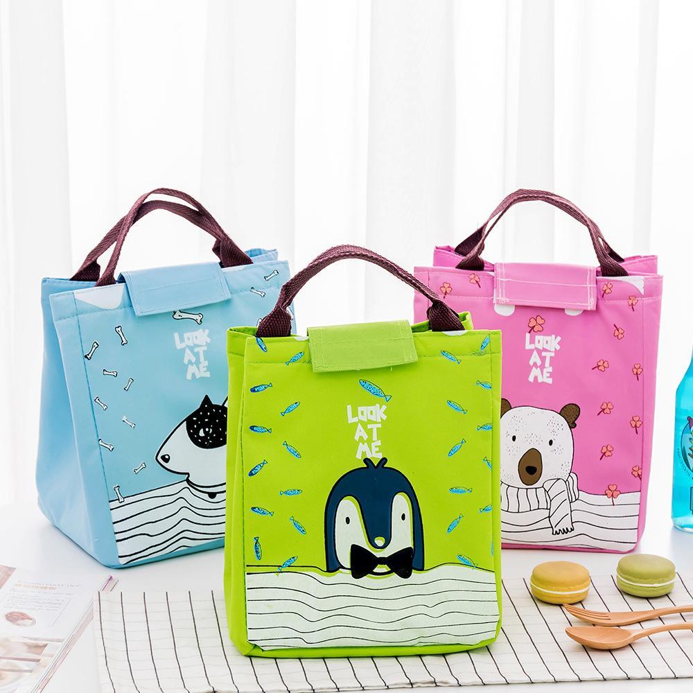Bonamie portable cartoon lunch bag cute tote insulated thermal box jpg  1000x1000 Beach picnic tote 9d063790dac43