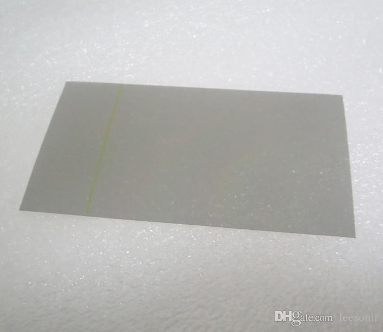 Polarizer on the rear back film with Silver film For iphone 6 6g 4.7 inch LCD screen polarizing jiutu