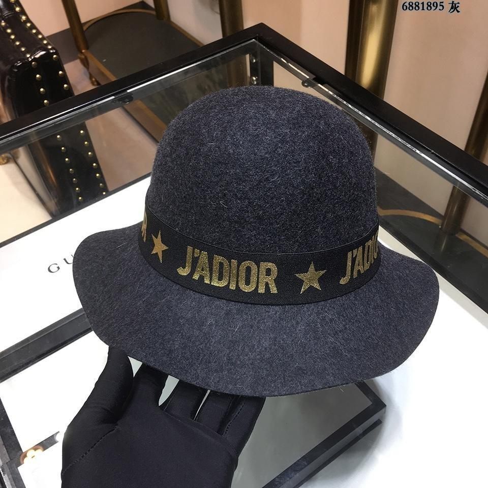 d84efc9cc4e 2019 High End Wool Cashmere Peaked Beanie Wool Yarn Hats Autumn And Winter  LADIES Wide Brim Sun Hat 91485 From Xiaopi1008, $66.34 | DHgate.Com