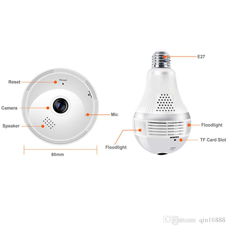 HJT 720P Smoke Detector IP Camera Mini Indoor Security HD Network P2P 2.8mm lens