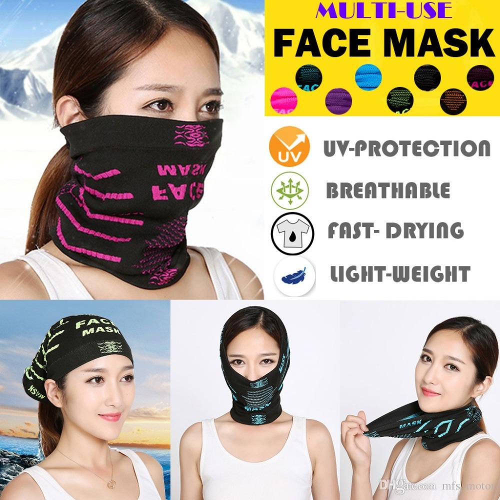 Winter Warm Fleece Mask Skiing Face Men Women Winter Windproof Ski Mask Motorcycle Cycling Camping MTB Snowboard Mask
