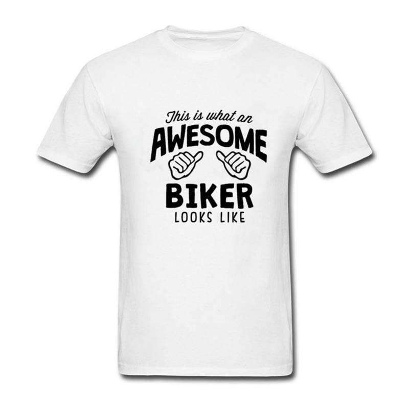 e00acf8e Graphic Tees Online Short This Is What An Awesome Biker Looks Like Crew  Neck Summer Tee Shirt For Men Dirty T Shirts Graphic Tee Shirts From  Lijian083, ...