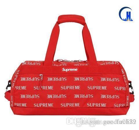 16d636106a95 Hot Luxury Brand Men Women Travel Bag Duffle Bag Brand Designer Luggage  Handbags Large Capacity Sports Bag School Bags Outdoor Bags Hobo Bags Gym  Bags From ...