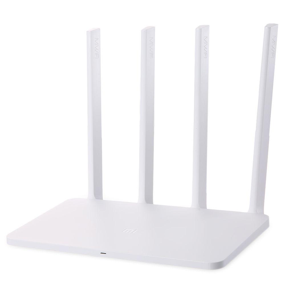Original Xiaomi Mi WIFI Router300Mbps 2 4GHz WiFi Router 3C with 4 Antenna  English Version