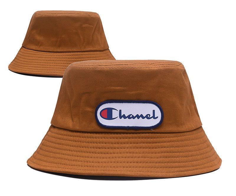 64b2590943b Luxury Brand Champion Bucket Cap Mens Designer Sun Visor Hat Tide ...