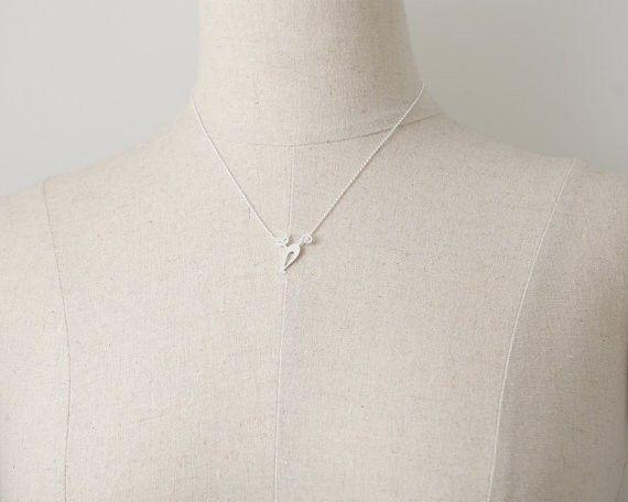 2018 Moda Altın gümüş kaplama Kedi Nero Kolye Kolye Kolye kadınlar hediye için Ücretsiz Nakliye Toptan