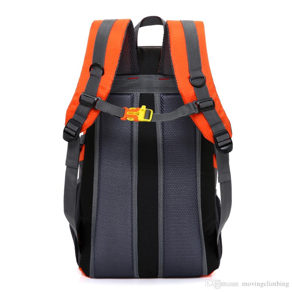 45L deportes acuáticos al aire libre rafting bolsa de escalada en la playa bolsa impermeable bolsas de almacenamiento en seco correa ajustable mochila