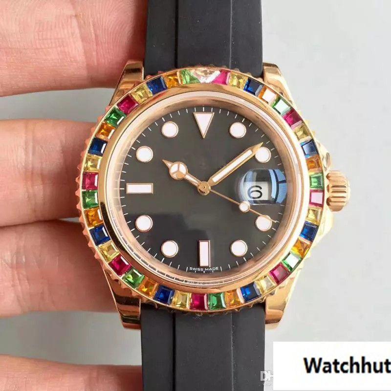 Großhandel Luxus 2018 Yacht Aaa Vorlagen Diamant Einfassung Männer ...