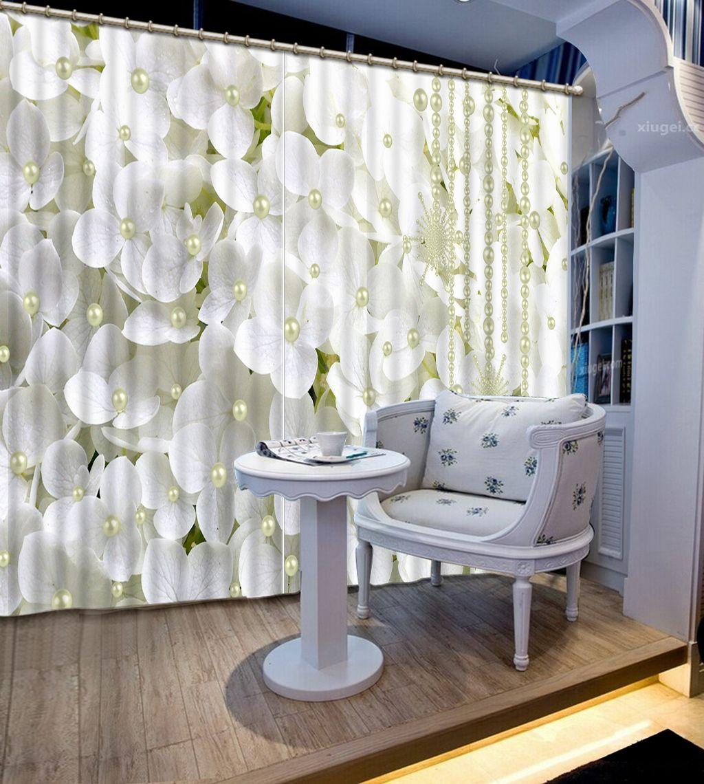 Großhandel Europäische Fenster Vorhang Wohnzimmer Schöne Luxus ...