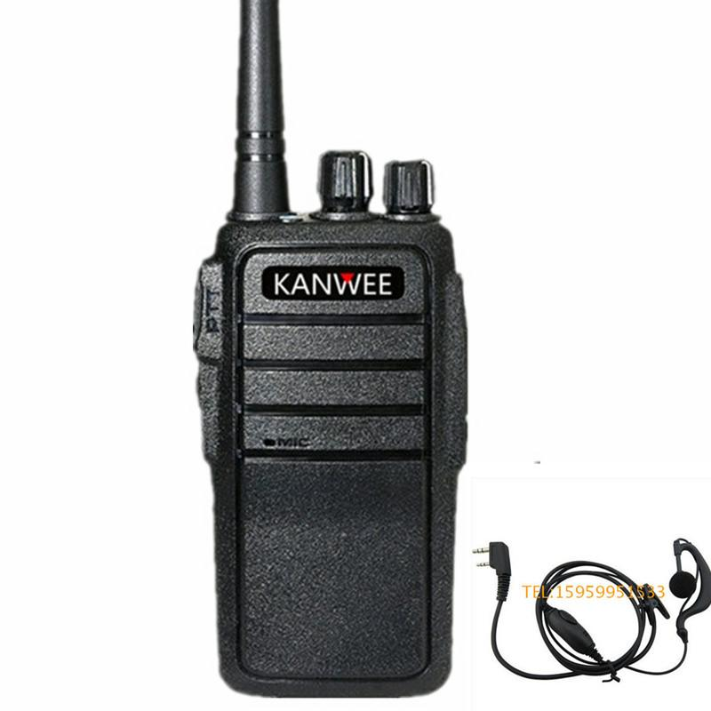 100% Original TYT handheld KANWEE TK-Q3 walkie talkie 5W 16CH Portable 400-470mhz woki toki two way radio Comunicador