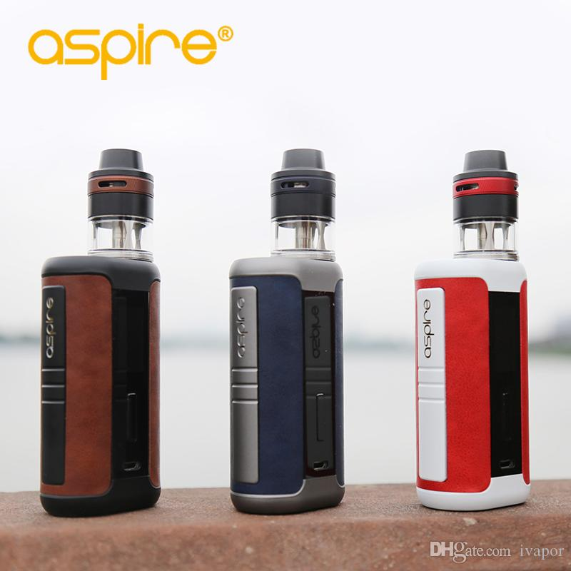 100% Original Aspire Speeder 200W Kit Top Refilling Vape Kit with Athos or  Revvo tank fit 18650 battery