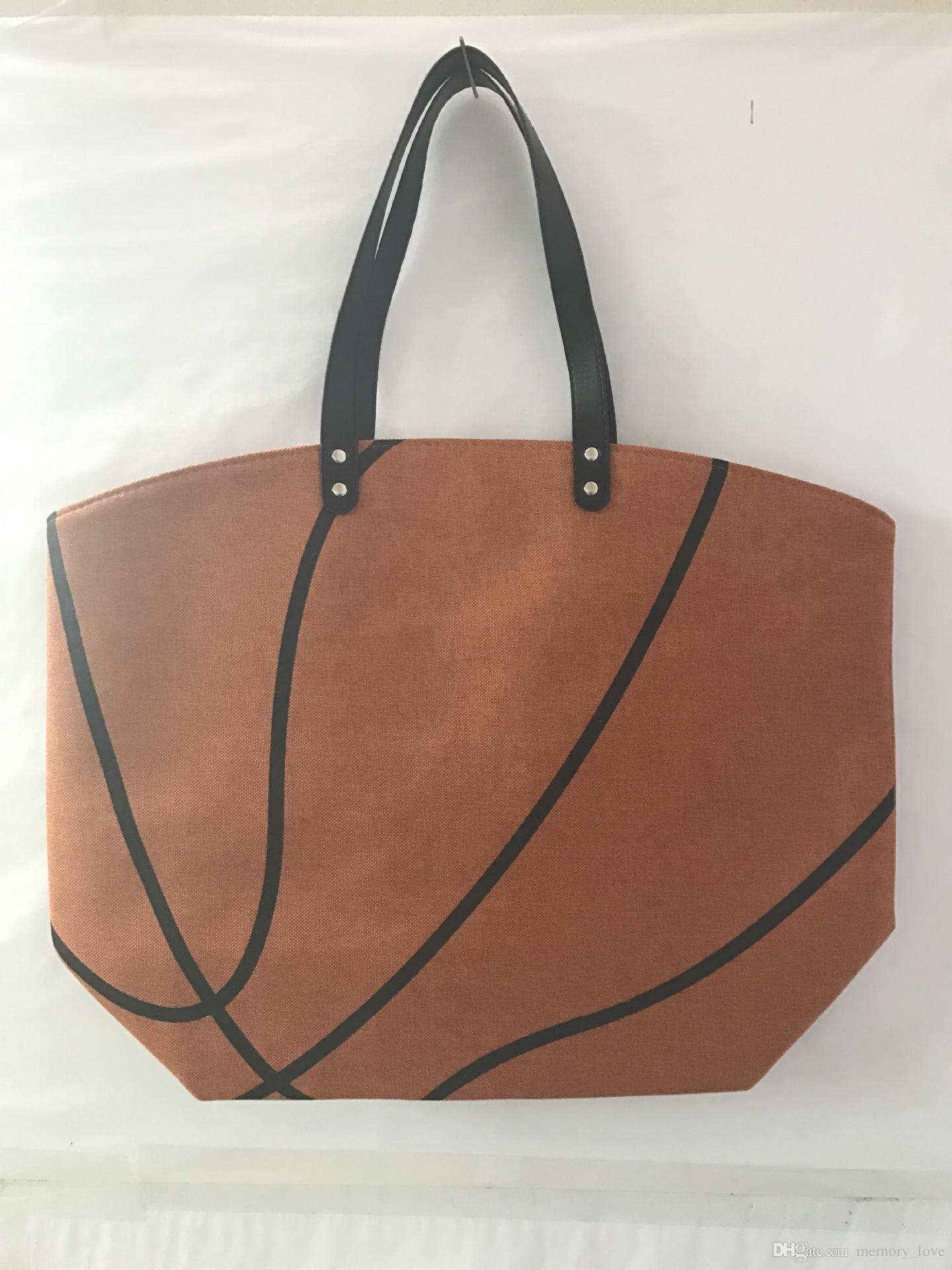 2018 adulto sports tote de beisebol / softbol / bolsa de futebol mulheres moda mão tote saco de beisebol DHL grátis