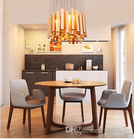 Kreative Wohnzimmer | Grosshandel 2018 Design Nordic Kunst Restaurant Lampe Kreative