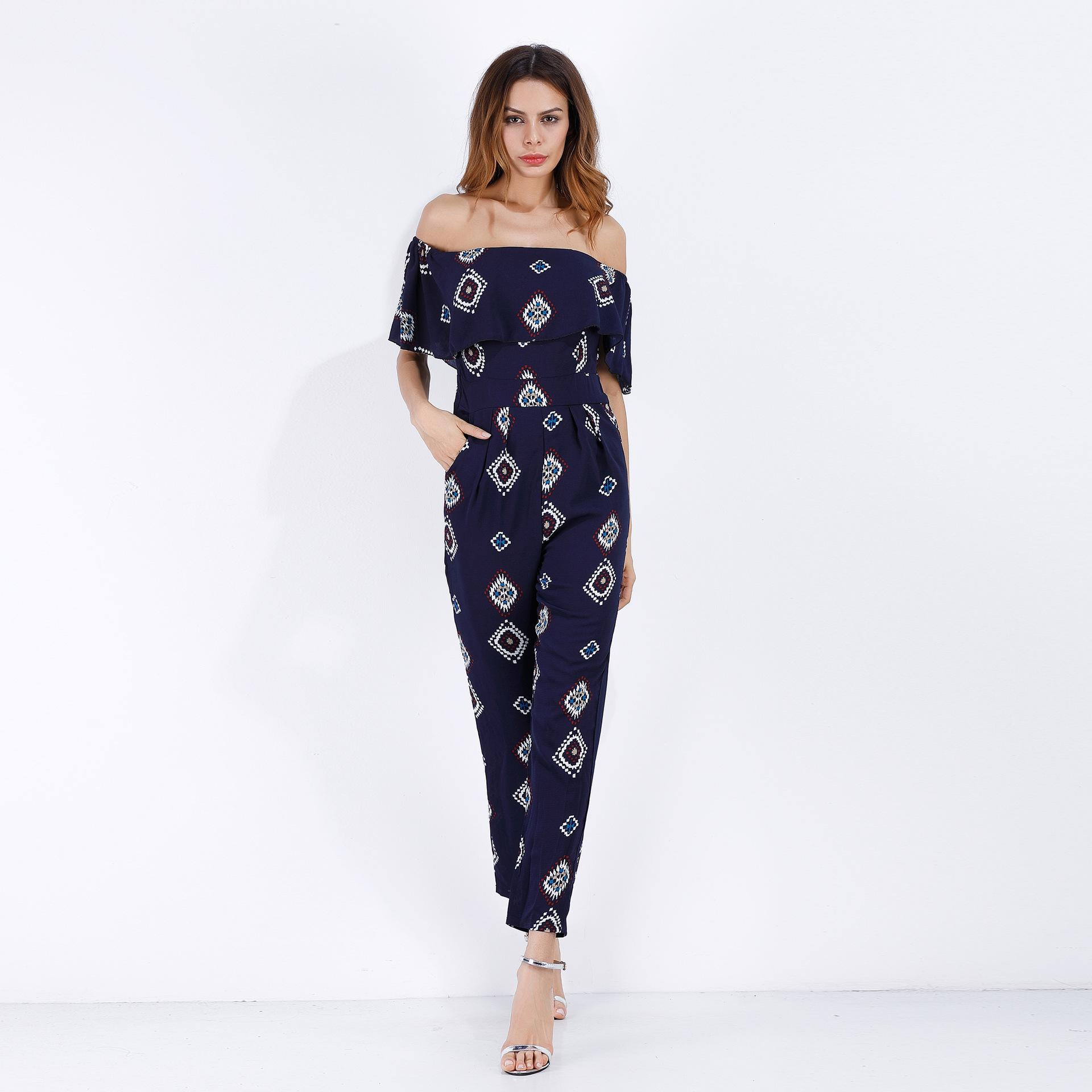 c5ad0ab1c1a0 2019 Rompers Sleeveless Striped Wide Leg Jumpsuits Summer Belted Playsuits  Culottes For The Womens Clothes Pants   Capris Skirt Casual Dress From  Xcq0318