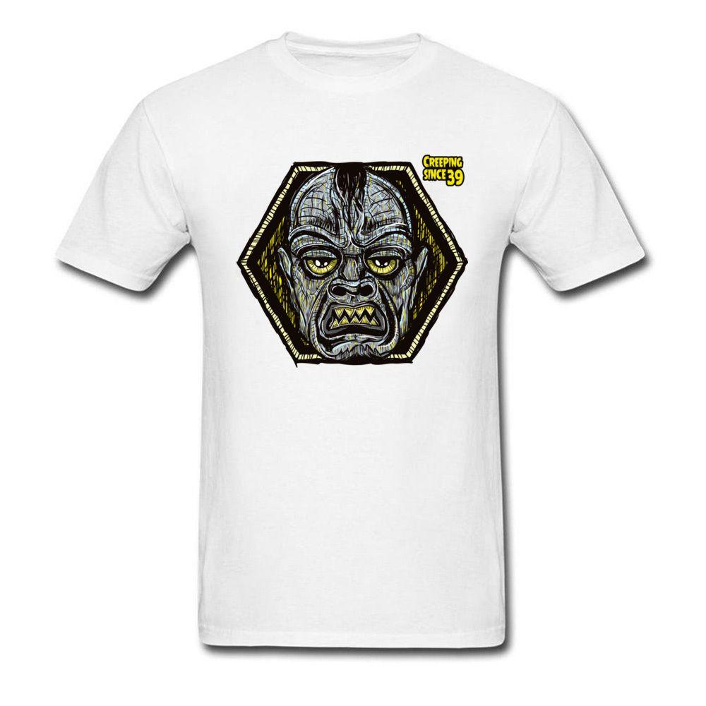 5dcc0fb3e943 Creeping Since 39 Crew Neck T Shirt Summer   Fall Tops Shirts Short Sleeve  Brand Cotton Design Tee Shirts Normal Men Offensive Tee Shirts T Shirt A  Day From ...