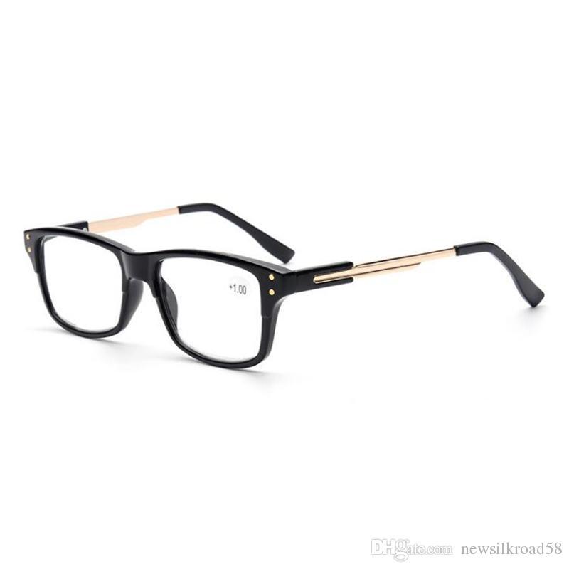 86ddb97294 High Quality 2018 New Fashion Reading Glasses Women Men Vintage Presbyopic  Glasses Retro Prescription Lens HD Reader Reading Glasses For Women Reading  ...