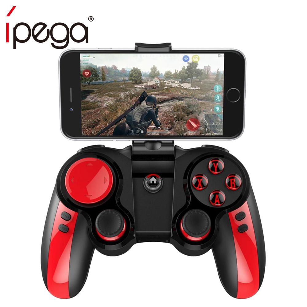 Nuovo Ipega PG-9089 Pirates Wireless Controller di gioco Bluetooth Joystick per gamepad per Android / iOS / PC per PUBG vs PG-9087/907