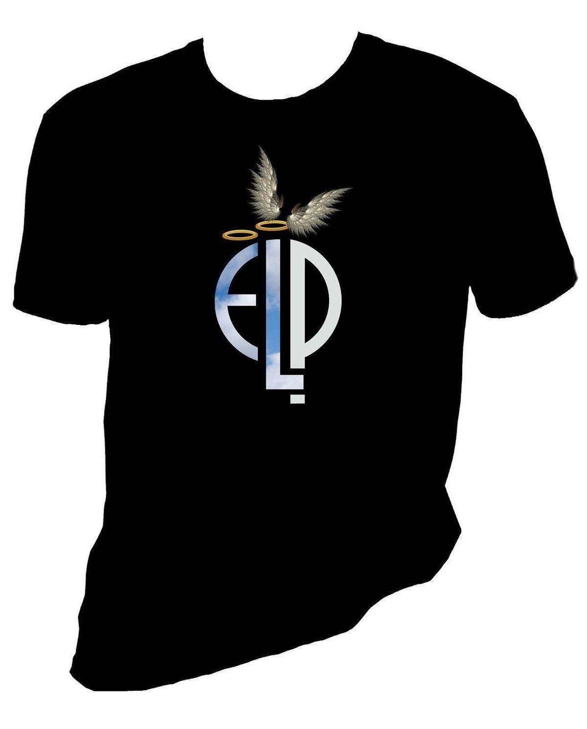 ÁngelElpGreg Palmer Con EmersonLake S De Halo Y 6x Camiseta LakeTallas Alas shQCdtr